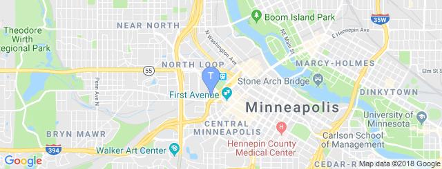 1 Twins Way Minneapolis Mn 55403